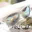 Vans Spicoli 4 Sunglasses - White / Mirror Green thumbnail 6