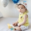 Baby Touch หมวกปีกรอบ ติดใบพัด (รุ่นพรีเมี่ยม) (Hat - DJ) thumbnail 4