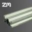 V-Slot อลูมิเนียมโปรไฟล์ 2040 สีเงิน (ราคา/10cm) thumbnail 1