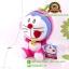 ตุ๊กตา โดเรม่อน ชุดสตอเบอรี่ 7 นิ้ว [Fujiko Pro] thumbnail 2