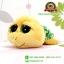 ตุ๊กตาเต่า TY สีเหลือง ตาสีเขียว 17 CM [TY] thumbnail 1