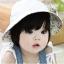 Baby Touch หมวกปีกรอบ ใส่ได้สองด้าน ลายวงกลม (Hat - DF) thumbnail 4