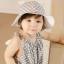 Baby Touch หมวกเด็ก ปีกรอบลายจุด (Hat - DD) thumbnail 3