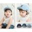Baby Touch หมวกเด็ก พรีเมี่ยม แก๊ปยีนส์ตัวอักษร H (Hat - AO) thumbnail 2