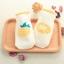 Baby Touch ถุงเท้าเด็ก สั้นบาง ลายผลไม้ (Socks - SP) thumbnail 2