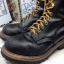 Vintage Red wing 2218 logger มือสองของแท้ made in USA size 7.5D thumbnail 9