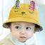 Baby Touch หมวกเด็ก พรีเมี่ยม ปีกรอบ Happy Bunny (Hat - DA) thumbnail 6