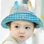 Baby Touch หมวกเด็ก พรีเมี่ยม ปีกรอบ Happy Bunny (Hat - DA) thumbnail 3