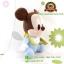 ตุ๊กตาเบบี้มิกกี้เมาส์ 10 นิ้ว ผ้า 1C [Disney] thumbnail 4
