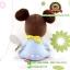 ตุ๊กตาเบบี้มิกกี้เมาส์ 10 นิ้ว ผ้า 1C [Disney] thumbnail 5