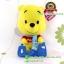 ตุ๊กตา Cutie Pooh Snowboard 9 นิ้ว [Disney] thumbnail 1