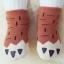 Baby Touch ถุงเท้าเด็ก สั้นหนา ฟูจิซัง ขาจิ้งจอก (Socks - SF) thumbnail 4