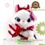 ตุ๊กตาแมวมารี Devil 10 นิ้ว [Disney] thumbnail 1
