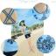 ชุดว่ายน้ำทูพีช สีน้ำเงิน thumbnail 2