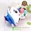 ตุ๊กตาแมวมารี Flower Garden ชุดน้ำเงิน 10 นิ้ว [Disney] thumbnail 4