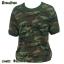 เสื้อยืดทหารแขนสั้น+มีกระเป๋า thumbnail 1