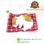 ตุ๊กตาแมวเหมือนจริงนอนหลับ สีเหลือง 14x17 CM thumbnail 1