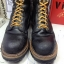 Vintage Red wing 2218 logger มือสองของแท้ made in USA size 7.5D thumbnail 2