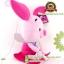 ตุ๊กตา Cutie Piglet Snowboard 9 นิ้ว [Disney] thumbnail 4