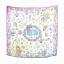 ผ้าพันคอ 'ทัชจัง' ลาย whale&#x2665whale My Little Space - สีรุ้งพาสเทล thumbnail 2