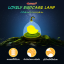 Lovely Birdcage Lamp โคมไฟกรงนก เปิดปิดระบบสัมผัส สีเหลือง thumbnail 2
