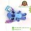 ตุ๊กตา สติ๊ด Stitch ตาหัวใจ ท่ายืน 8 นิ้ว [Disney Stitch] thumbnail 3