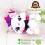 ตุ๊กตา แมวมารี Marie 10 นิ้ว ชุดฮาโลวีน [Disney] thumbnail 4