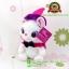 ตุ๊กตา แมวมารี Marie 10 นิ้ว ชุดฮาโลวีน [Disney] thumbnail 2