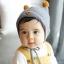 Baby Touch หมวกไหมพรมปิดหู มีจุก (Hat - EC) thumbnail 2