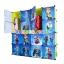ตู้เสื้อผ้าเด็กพลาสติก DIY ลายโฟรเซ่น Frozen thumbnail 1