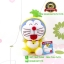 ตุ๊กตา โดเรม่อน ชุดสับปะรด 7 นิ้ว [Fujiko Pro] thumbnail 1