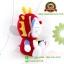 ตุ๊กตาโดเรม่อน 12 นักษัตร ท่านั่งปีมังกร 7 นิ้ว [Fujiko Pro] thumbnail 4