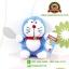 ตุ๊กตาโดเรม่อน ผ้าขนหนู นั่ง 7 นิ้ว [Fujiko Pro] thumbnail 1