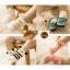 Baby Touch ถุงเท้าเด็ก ไหมพรม หนานุ่ม (Socks - SV) thumbnail 2