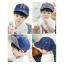 Baby Touch หมวกเด็ก พรีเมี่ยม แก๊ปยีนส์ตัวอักษร H (Hat - AO) thumbnail 3