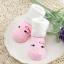 Baby Touchถุงเท้าเด็ก ข้อเท้าหนา รูปสัตว์ (Socks - SA) thumbnail 7