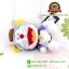 ตุ๊กตาโดเรม่อน 12 นักษัตร ท่านั่งปีวัว 7 นิ้ว [Fujiko Pro] thumbnail 5