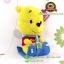 ตุ๊กตา Cutie Pooh Snowboard 9 นิ้ว [Disney] thumbnail 3