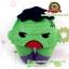 หมอนรองคอเดอะฮัค The Hulk มีฮู้ด [Marvel] thumbnail 1