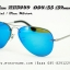 Rayban Aviator Rimless RB3449 004/55 (58mm) Blue Mirror thumbnail 2