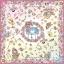 ผ้าพันคอ 'ทัชจัง' ลาย whale&#x2665whale My Little Space - สีรุ้งพาสเทล thumbnail 3