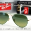 RayBan Avaitor Color RB3025JM 001/3M (58mm) thumbnail 1
