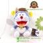 ตุ๊กตาโดเรม่อน 12 นักษัตร ท่านั่งปีวัว 7 นิ้ว [Fujiko Pro] thumbnail 1