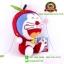 ตุ๊กตา โดเรม่อน ชุดแอ๊ปเปิ้ล 7 นิ้ว [Fujiko Pro] thumbnail 3