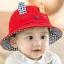 Baby Touch หมวกเด็ก พรีเมี่ยม ปีกรอบ Happy Bunny (Hat - DA) thumbnail 5
