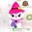 ตุ๊กตาแมวมารี Sweeteye Wizard ชุดแม่มด 12 นิ้ว [Disney] thumbnail 1