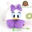 หมอนรองคอเป็ด Daisy Duck No.391 [ขาว] [Disney] thumbnail 1