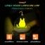 โคมไฟกระต่ายน้อย สุดน่ารัก เปิดปิดระบบสัมผัส สีส้ม thumbnail 2