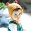 Baby Touch หมวกไหมพรมปิดหู มีจุก (Hat - EC) thumbnail 4