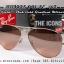 RayBan Aviator RB3025 001/3E (สี Pink Gold) thumbnail 3